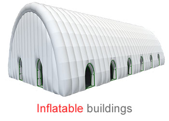 Related products  sc 1 st  TENTER Inflatables & Air supported structure is ideal when required large-volume ...